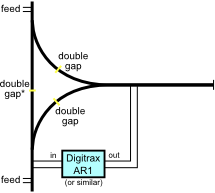 Terrific Dcc Track Wiring Wye Wiring Diagram Data Wiring Digital Resources Ntnesshebarightsorg