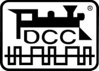 This logo indicates a product which is NMRA DCC Compliant